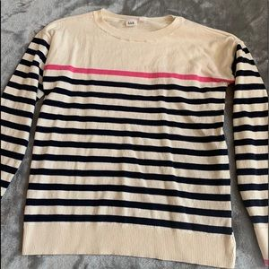 GapKids striped sweater